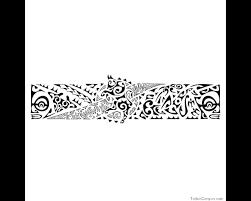 best armband tattoo designs 1621 bull armband tattoo pe polynesian tattoos tattoo design