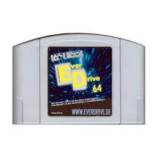 si e cic everdrive64 v2 5 ultra cic ii flashkarten