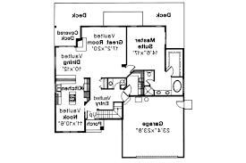 Corner Lot Floor Plans Corner Lot Side Garage House Plans