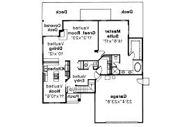 Corner Lot Floor Plans by Corner Lot Side Garage House Plans
