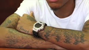 tattoos of bow wow 2015 youtube