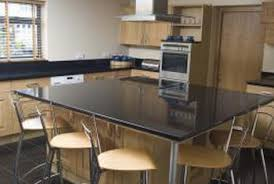 kitchen island with dining table how to convert a dining table to an island home guides sf gate