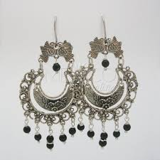 frida earrings frida kahlo style silver dangling earrings ear3059 70 00