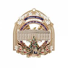 official 2017 white house ornament ornaments