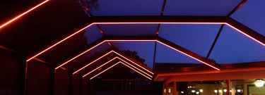 Pool Led Light Strips by Led Lighting Systems For The Home And Business Shadow Caster