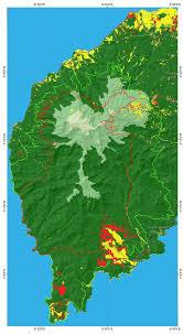 map of sao tome map communities são tomé and príncipe