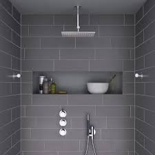 bathroom tile idea excellent grey and white bathroom tile ideas inside gray
