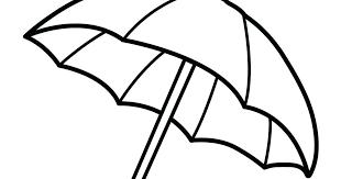 large umbrella coloring page beach umbrella coloring page stunning beach umbrella coloring page