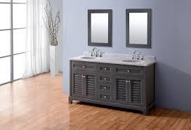 Vanity Bathroom Ideas Bath Vanity Modern Gray Colored Bathroom Regarding Grey Design