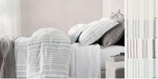 Grey Linen Bedding Pattern Bedding Rh