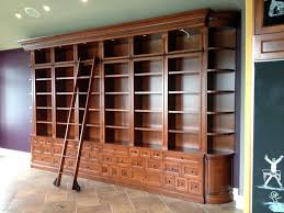 bookcase sumatra ladder bookcase with drawers bookcase ladder