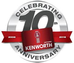 Paccar Parts Celebrates 10th Anniversary Of Kenworth Privileges