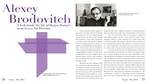 magazine layout graphic design a history of graphic design chapter 58 history of layout design