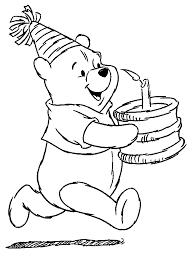 winnie pooh drawing coloring