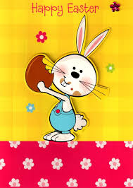 happy easter cute easter bunny card cards love kates