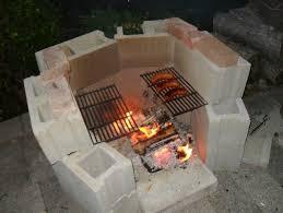 Block Firepit 15 Outstanding Cinder Block Pit Design Ideas For Outdoor