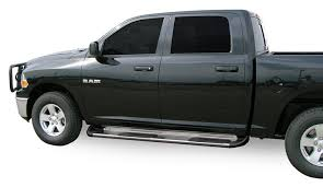 running boards for dodge ram 2500 luverne 481033 571032 stainless steel running boards mount