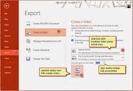 cara membuat makalah untuk presentasi cara praktis membuat powerpoint menjadi video tutorial89