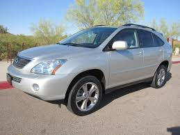 lexus rx 400h white 2006 lexus rx 400h all wheel drive lexus colors