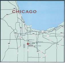 Chicago Demographics Map by Website Map Ravenwood Square