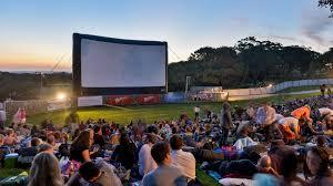 Outdoor Cinema Botanical Gardens Moonlight Cinema 2017 18 Melbourne Concrete Playground Melbourne