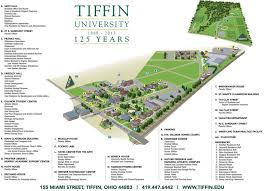 Map Of Sandusky Ohio by Tiffin Baseball Camps