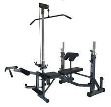 Olympic Bench Press Dimensions Phoenix 99226 Power Pro Olympic Bench Review