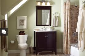 Home Depot Bathroom Ideas Bathroom Brown Wall Design