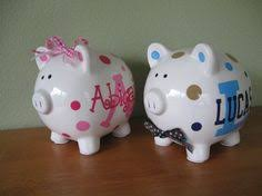 engraved piggy banks personalized piggy bank baby newborn nursery baby shower
