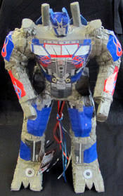 transformer pinata party express outlet pinatas candy collegiate items jewelry