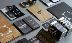 corporate identity design ls tea sommelier corporate identity and web design by leolab
