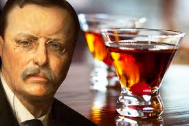 manhattan drink illustration teddy roosevelt u0027s cocktail court battle