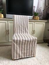 Pottery Barn Armchair Pottery Barn Chair Slipcover Ebay
