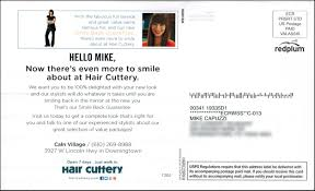 high impact marketing no no a personalized postcard example