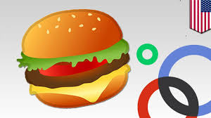 cheese emoji google hamburger emoji google fixed its awful burger emoji in