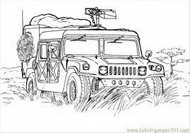 military jeep coloring page hummer elijah pinterest hummer