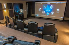 home theater sofa premier smart homes take control uncategorized home theatre