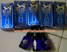 obat perangsang blue wizard cair
