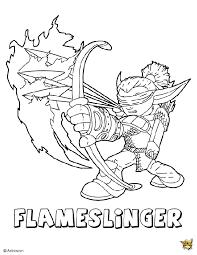 Skylanders 56 Cartoons  Printable coloring pages