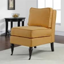 French Yellow Chair Best 50 Yellow Armless Chair Foter