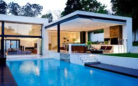 beautiful house wallpaper beautiful luxury house with swiming pool wallpapers for desktop