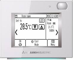 mitsubishi electric new mitsubishi electric air conditioning controller launched with