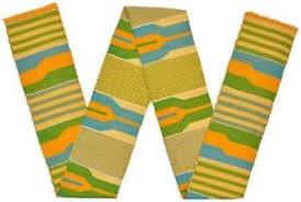 kente stole kente stole cloth handwoven scarf sash ashanti