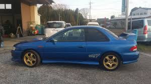 subaru hatchback 2 door breaking spares subaru impreza sti v3 555 type r 2 door coupe