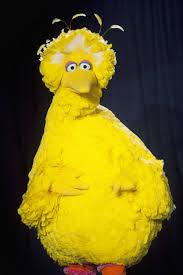 sesame s big bird just told the s most emotional