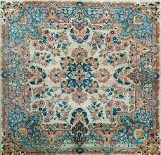 vendita tappeti orientali kerman n 357707 cm 126 x 124 tappeti orientali e moderni