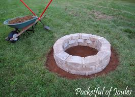 Large Fire Pit Ring by Beautiful Fire Pit Ring Lowes On Architecture Design Ideas With