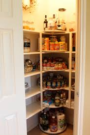 kitchen pantry shelving ideas clever idea if you a pantry with shelves that corner like