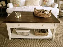 farmhouse coffee table modern interior design inspiration