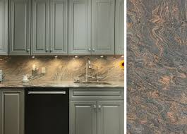 what color backsplash with gray cabinets how to pair countertops with gray cabinets